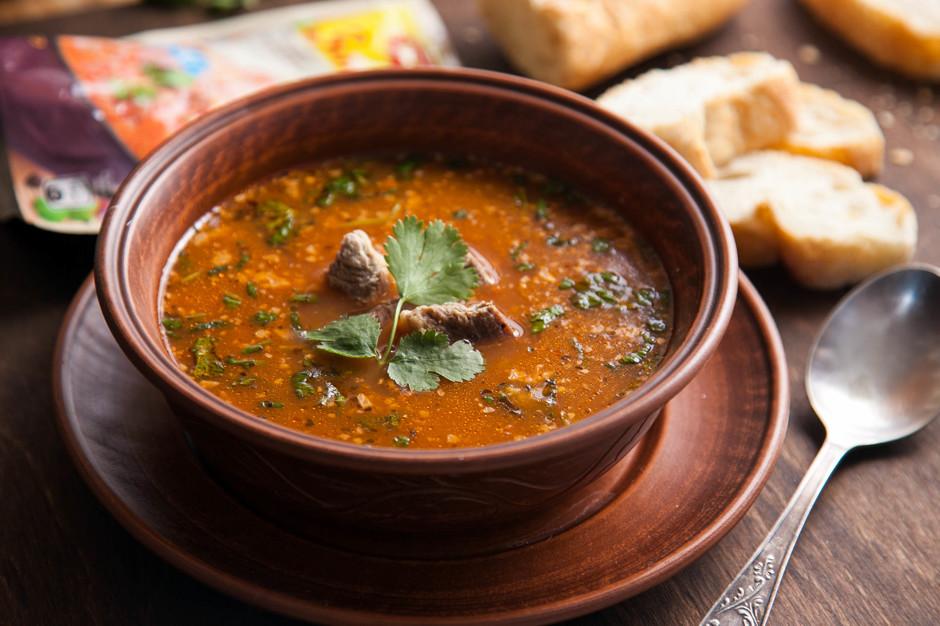 Фото для рецепта: Суп харчо в домашних условиях