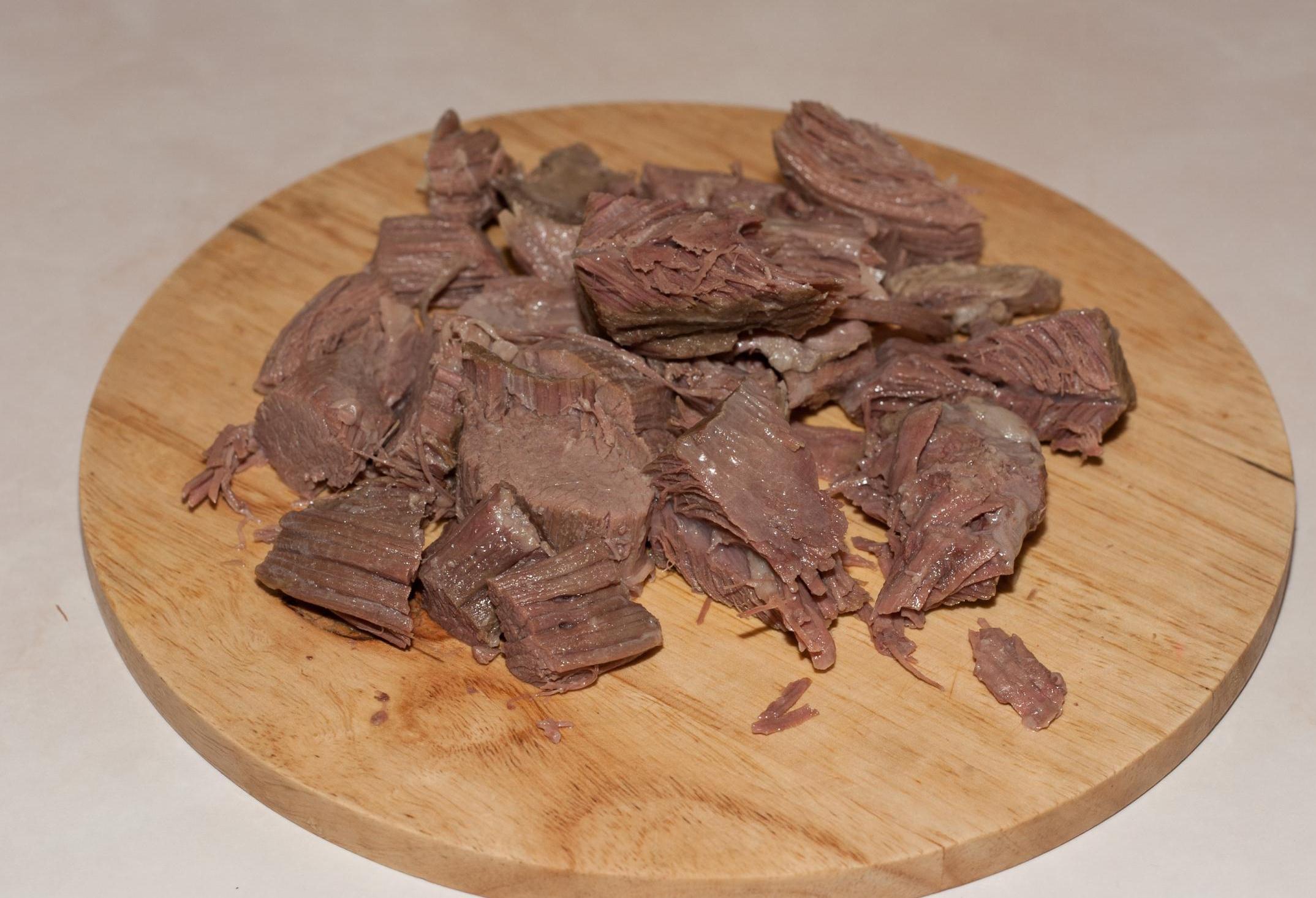 Мясо отварное рецепт с пошаговым фото
