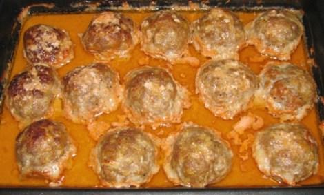 Фото для рецепта: Биточки мясные из фарша