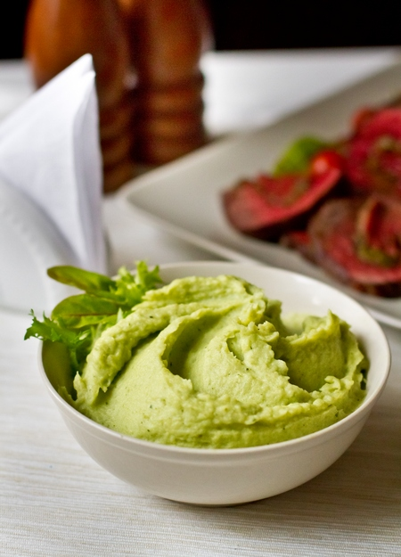 Фото для рецепта: Картофельное пюре с брокколи