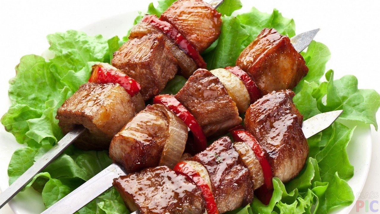 Фото для рецепта: Маринад для шашлыка из свинины