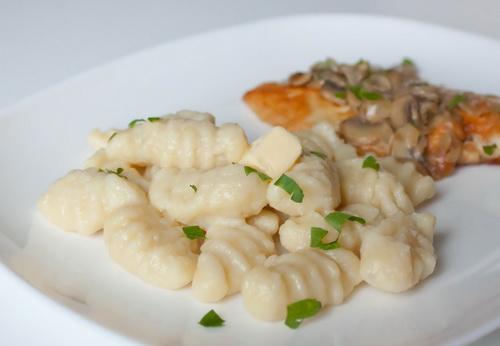 Фото для рецепта: Картофельные ньоки