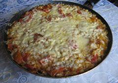 Фото для рецепта: Вегетарианская паэлья по-итальянски