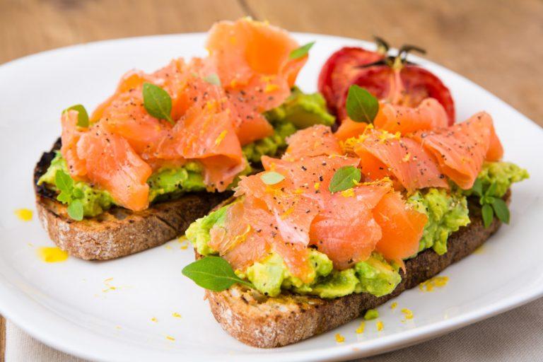 Фото для рецепта: Утренние бутерброды