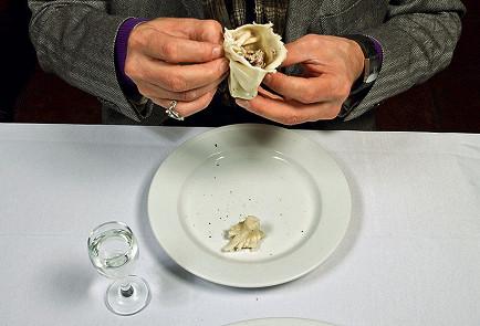 Фото для рецепта: Хинкали со свининой