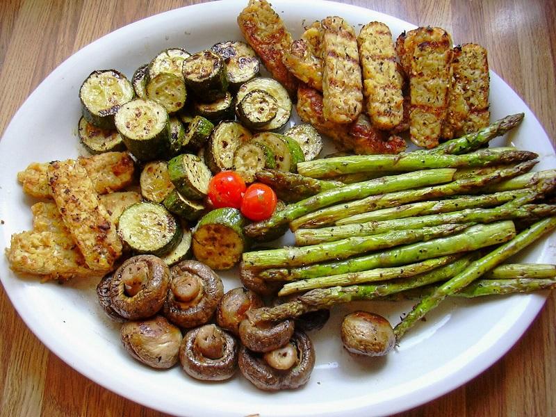 Фото для рецепта: Приправа для овощей на гриле