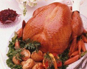 Фото для рецепта: Копченая курица в чесночном маринаде