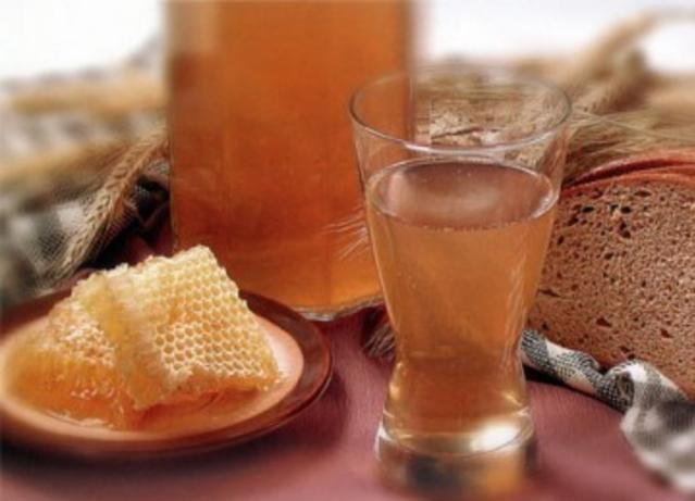Фото для рецепта: Самогон медовый