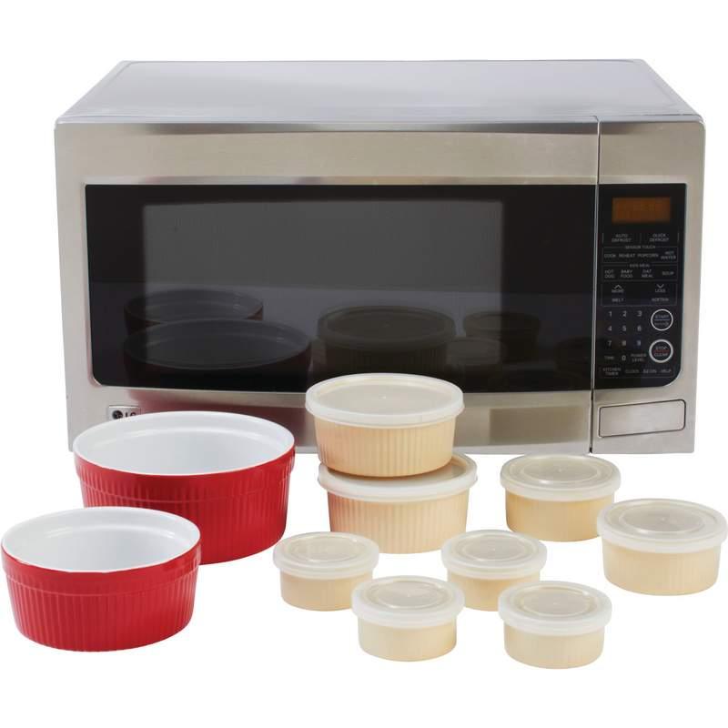 Фото для рецепта: Посуда для микроволновой печи