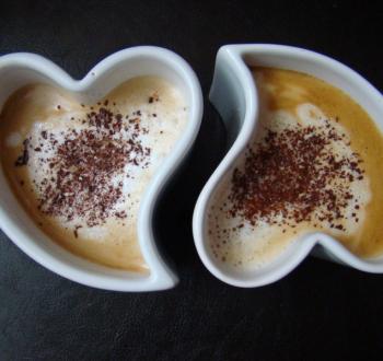 Фото для рецепта: Кофе с ликером Амаретто