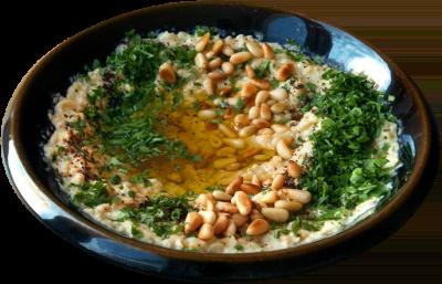 Фото для рецепта: Хумус из гороха