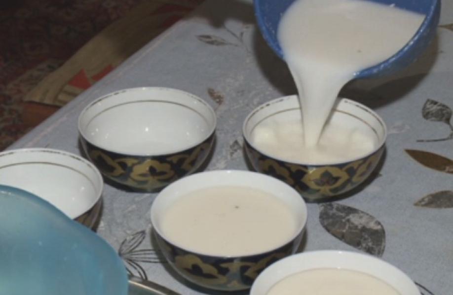 Фото для рецепта: Кумыс из коровьего молока