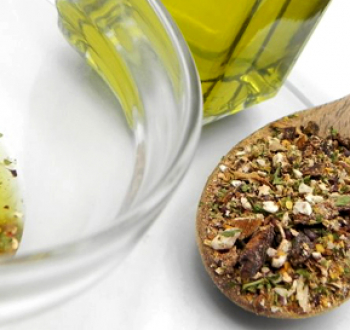 Фото для рецепта: Греческая салатная заправка