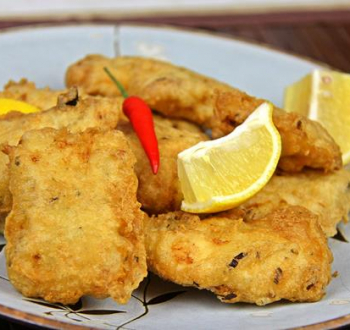 Фото для рецепта: Наггетсы из рыбы