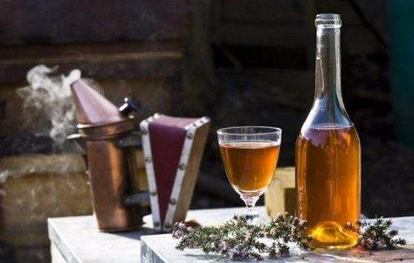 Фото для рецепта: Медовуха с корицей и имбирем