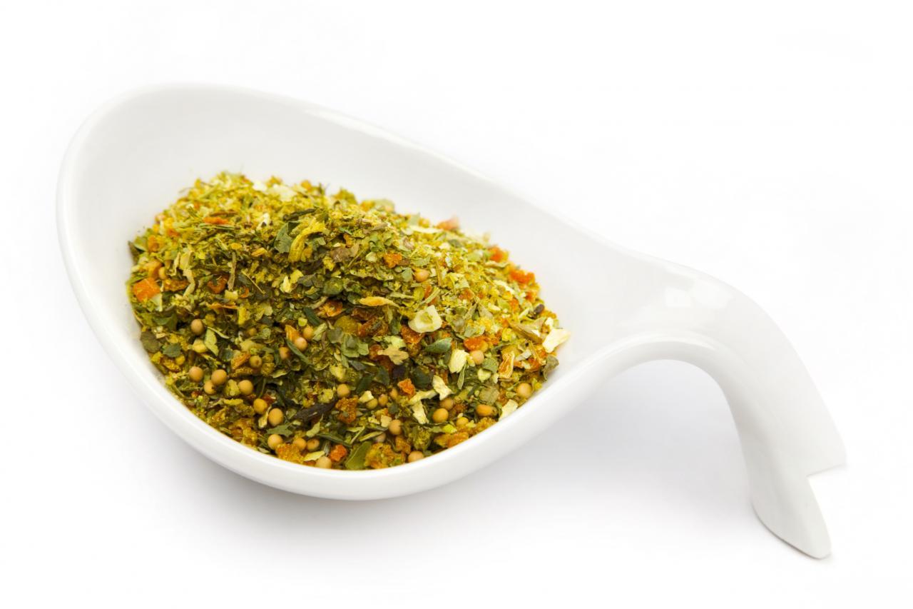Фото для рецепта: Приправа для овощной запеканки